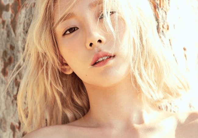 "Taeyeon from Girl's Generation debuted as a solo artist in 2015 with ""I"""