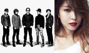 SM Entertainment's EDM group BeatBurger and BoA / Image source: SM Entertainment