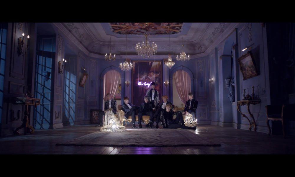 blood sweat and tears japanese version