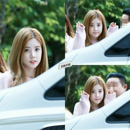 APink Chorong- Eldest members that look like makanes/ Pann