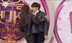 Eric Nam and Solar / We Got Married