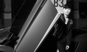 """EXO Lay concept photo from his solo track """"What U Need"""" / Image Source: SM Entertainment"""