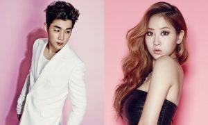 Super Junior-M's Henry and SISTAR's Soyou / Image Source: SM Entertainment, COSMOPOLITAN