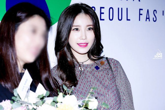 Secret Hyosung Seoul Fashion Week