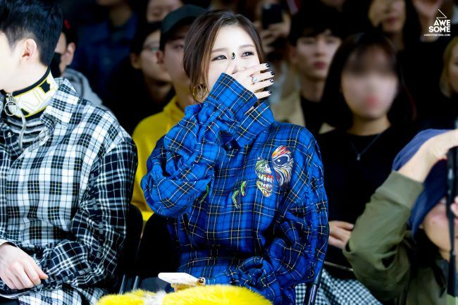 Secret Hyosung Seoul Fashion Week