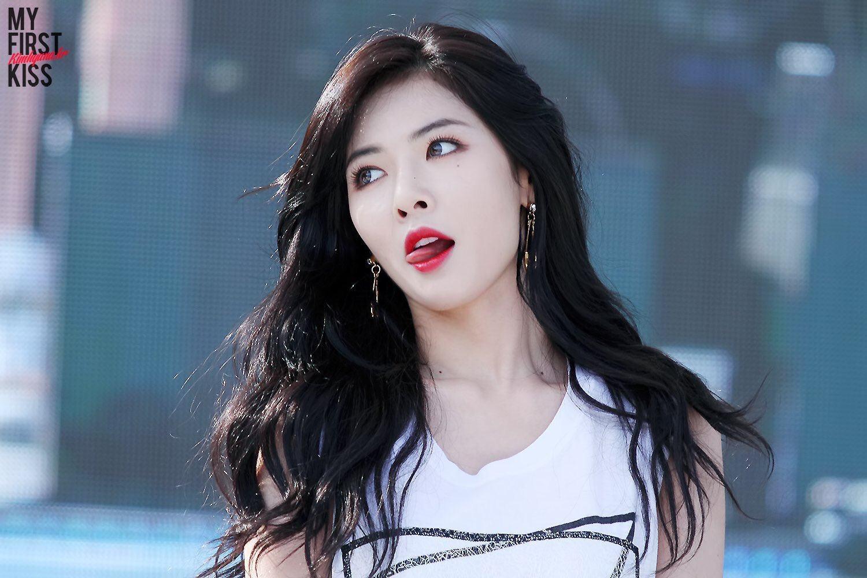 Hyuna Reveal The Top 3 Sexiest Female Idols Of K Pop