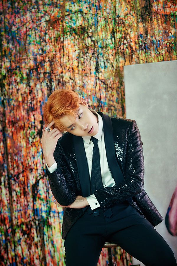 Naver Music Special BTS Concept Photo - Jhope