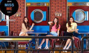 I.O.I members Nayoung, Kyeolkyung (Zhou Jieqiong), and Doyeon / Image Source: YMC Entertainment