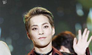 EXO's Xiumin / Image source: saltboy