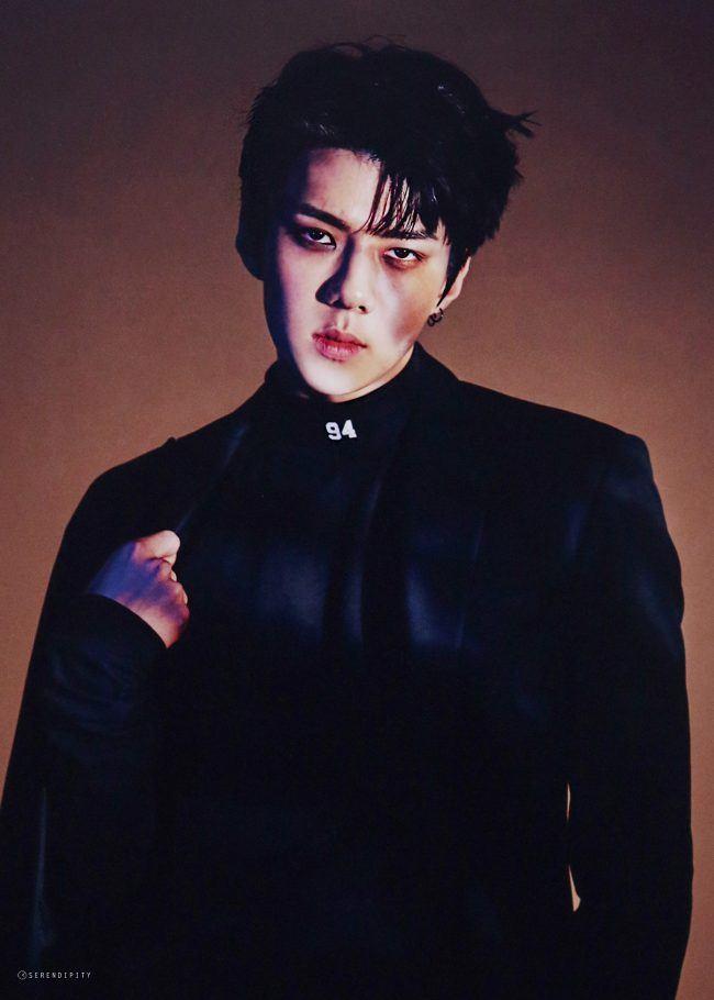 EXO Sehun