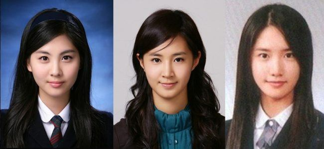 Girls Generation ID photos