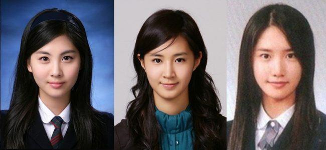 Girls Generation ID photos