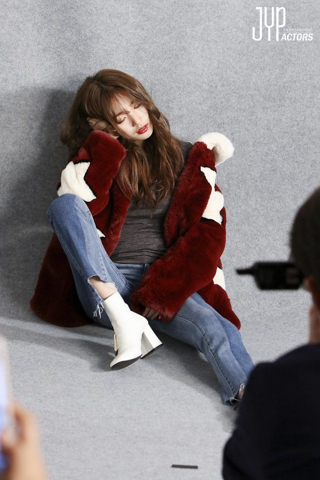Suzy for JYP Actors 10