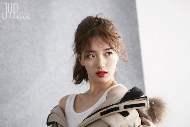 Suzy for JYP Actors 3