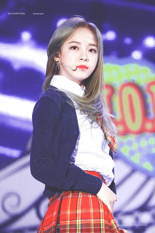 IOI Sejeong New Hair
