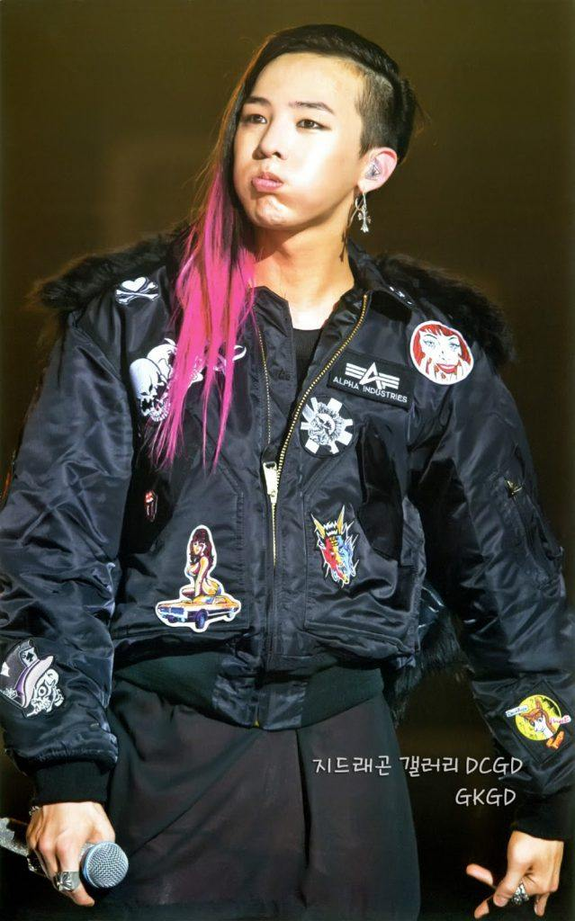 G-Dragon BIGBANG Фантастический малыш