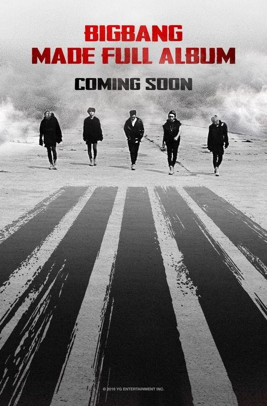 Big bang teaser