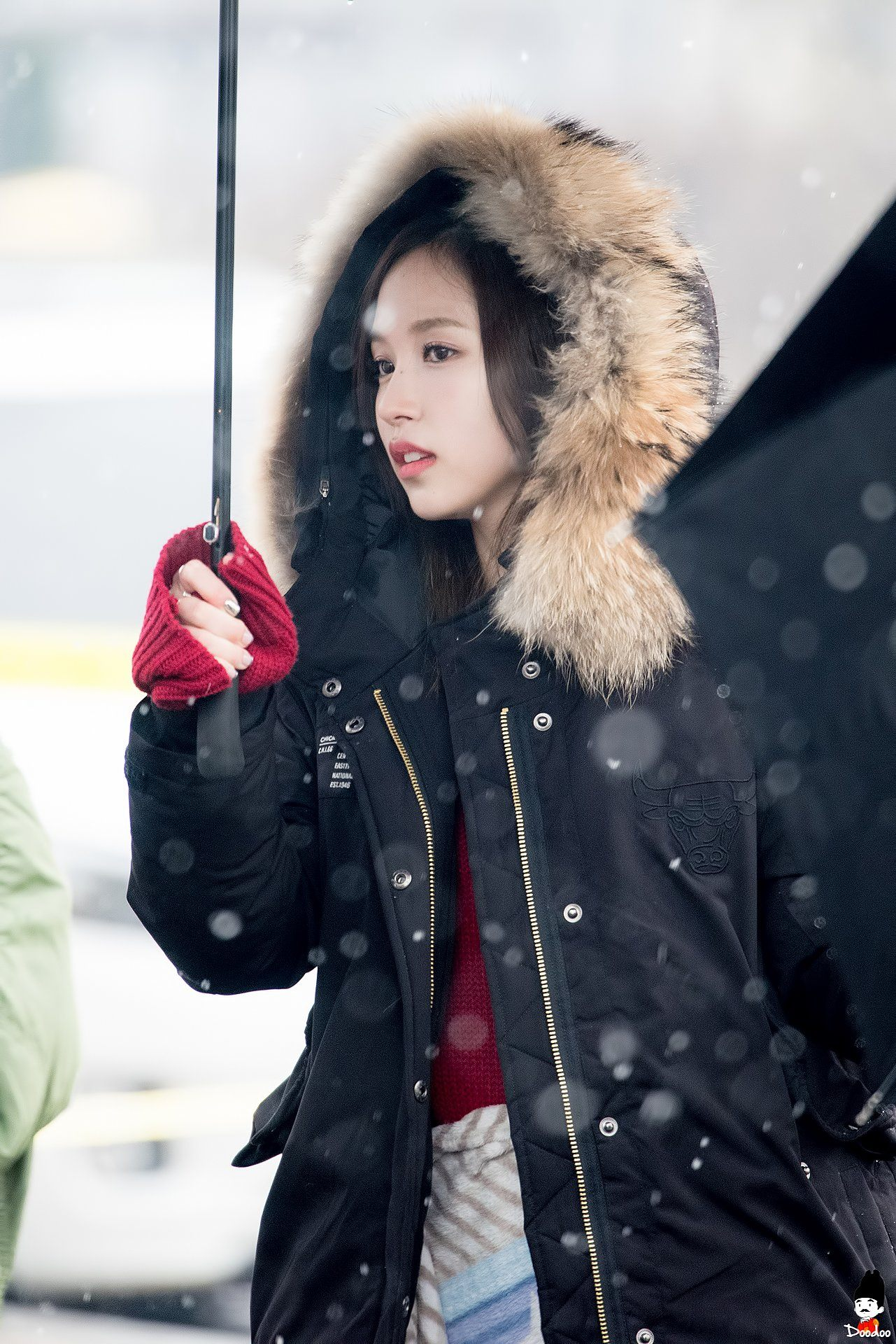 Song jihyo in a frozen flower - 1 part 4