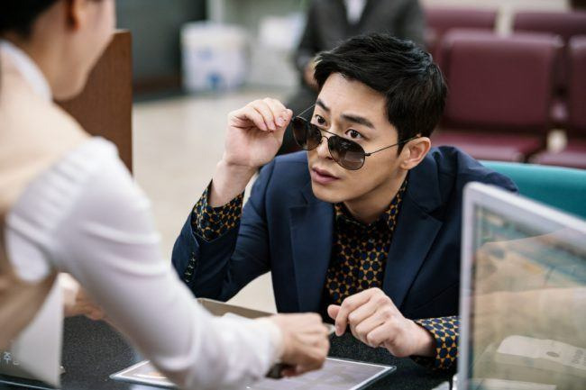Actor Jo Jung Suk looking fancy for Hyung movie still/ Image Source: CJ Entertainment