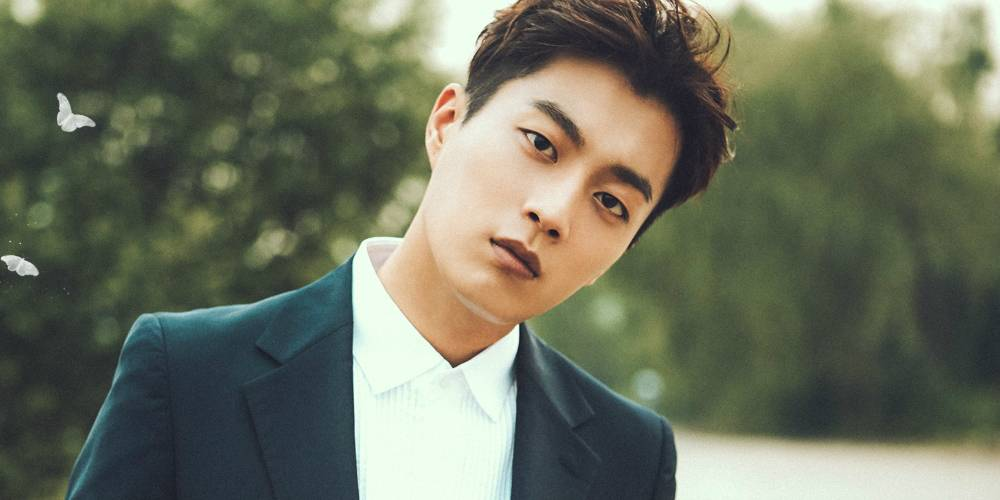Doojoon wows fans with his handsome features