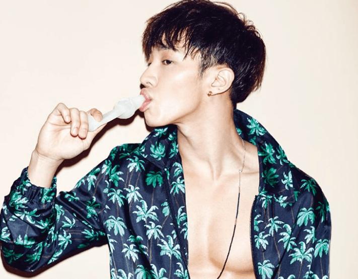 Kikwang has fanboys hearts fluttering