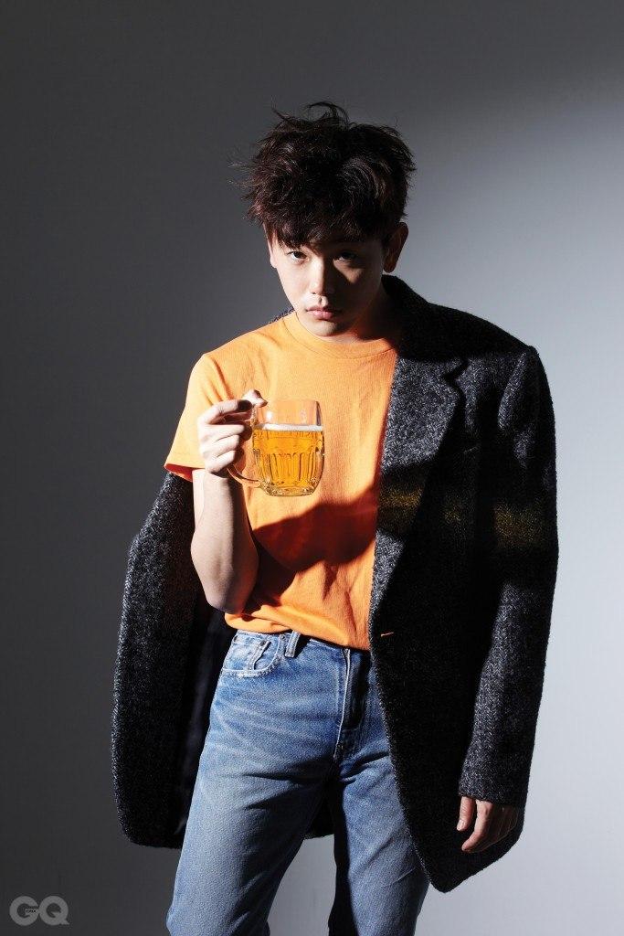 Eric Nam GQ