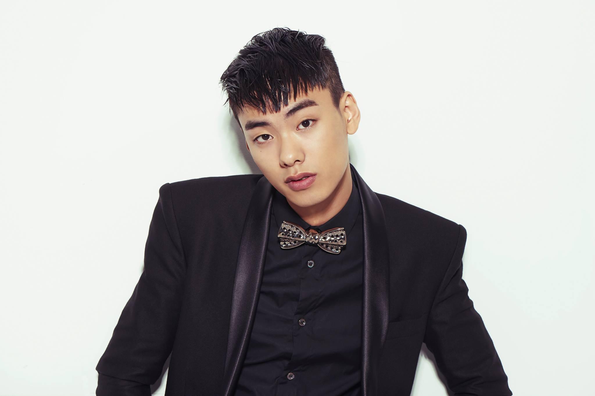 Resultado de imagen para hierro rapero kpop