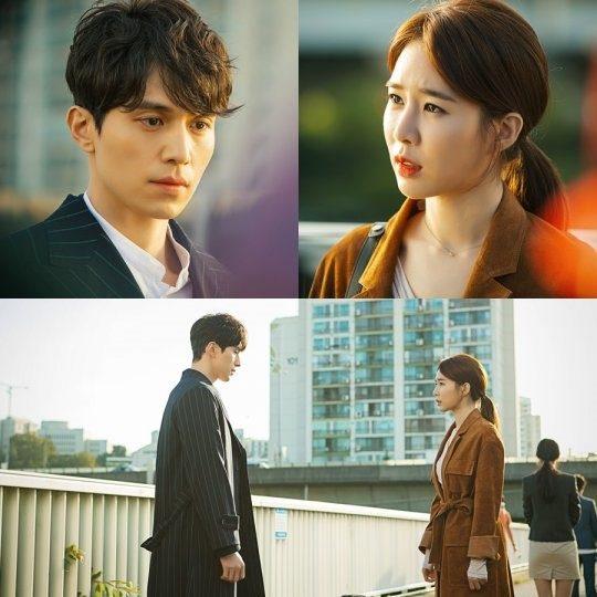 Lee Dong Wook y Yoo En Na filmar su primera escena juntos para el drama Goblin