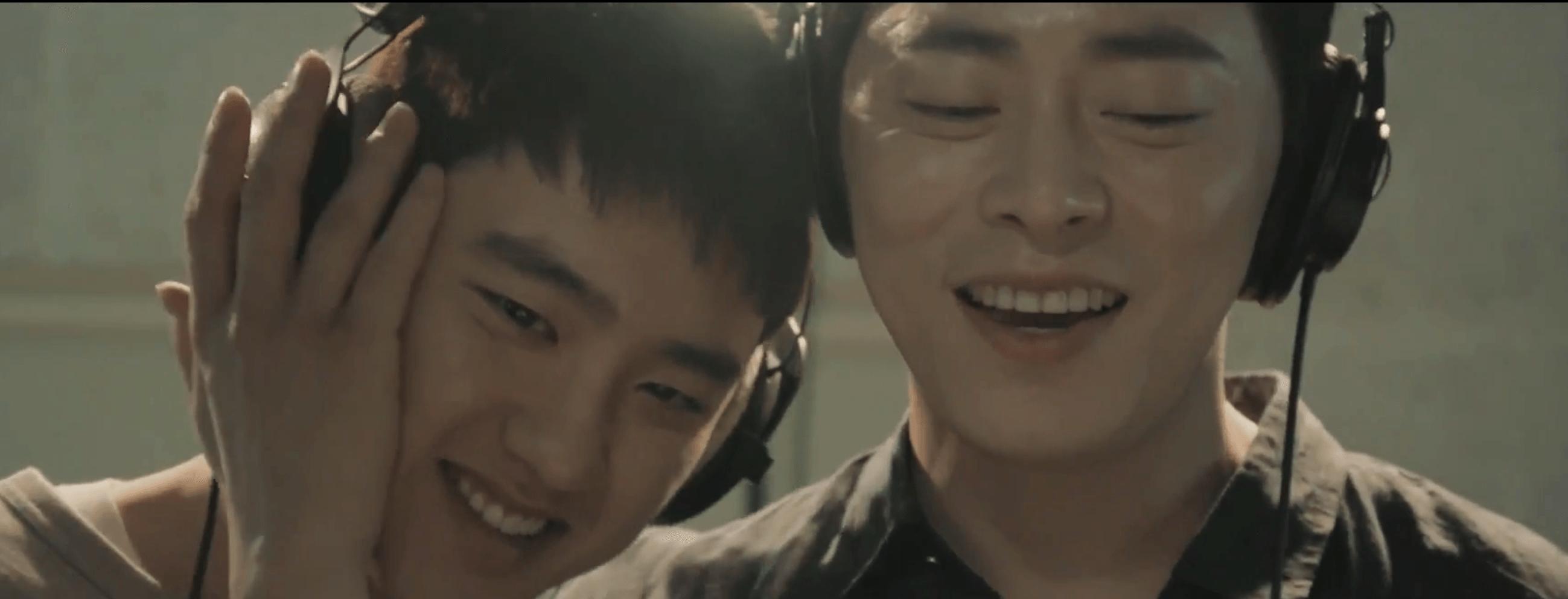 """de EXO DO & Jo Jung Suk cantar para """"No se preocupe"""" canción de """"Hyung"""" Película / TongTongTV"""