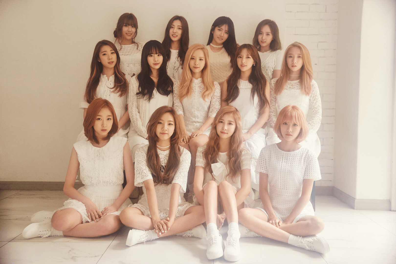 Brave girls yoo hoo mv 4
