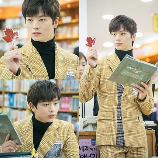 Yook Sung Jae actuando como chaebol en el drama Goblin