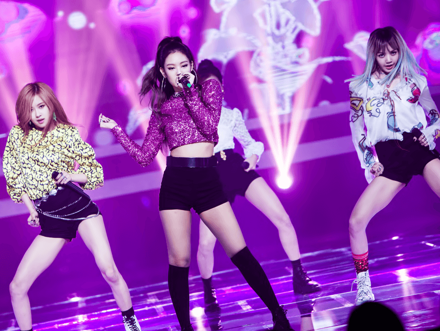 BLACKPINK suffers malfunction during their first awards performance u2014 Koreaboo