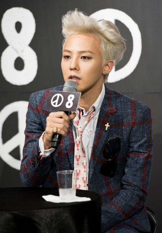 G Dragon 2013 Hairstyle 8 Hairstyles By G-Drag...