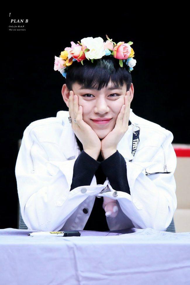 Super Cute Daehyeon BAP