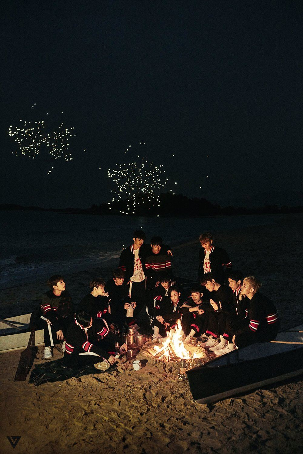 Seventeen come back photo