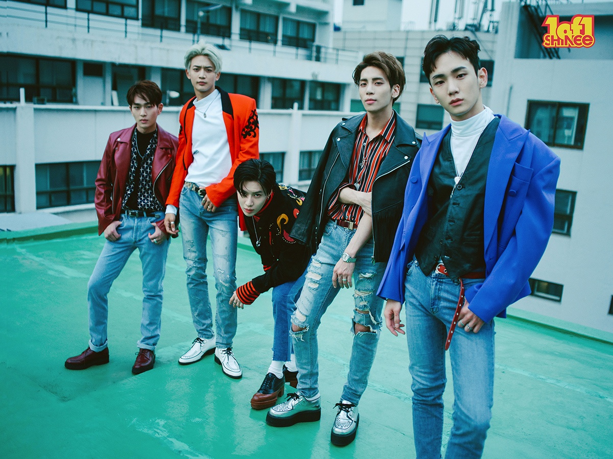This Photo Proves SHINee Members Are Secretly SEVENTEEN ...