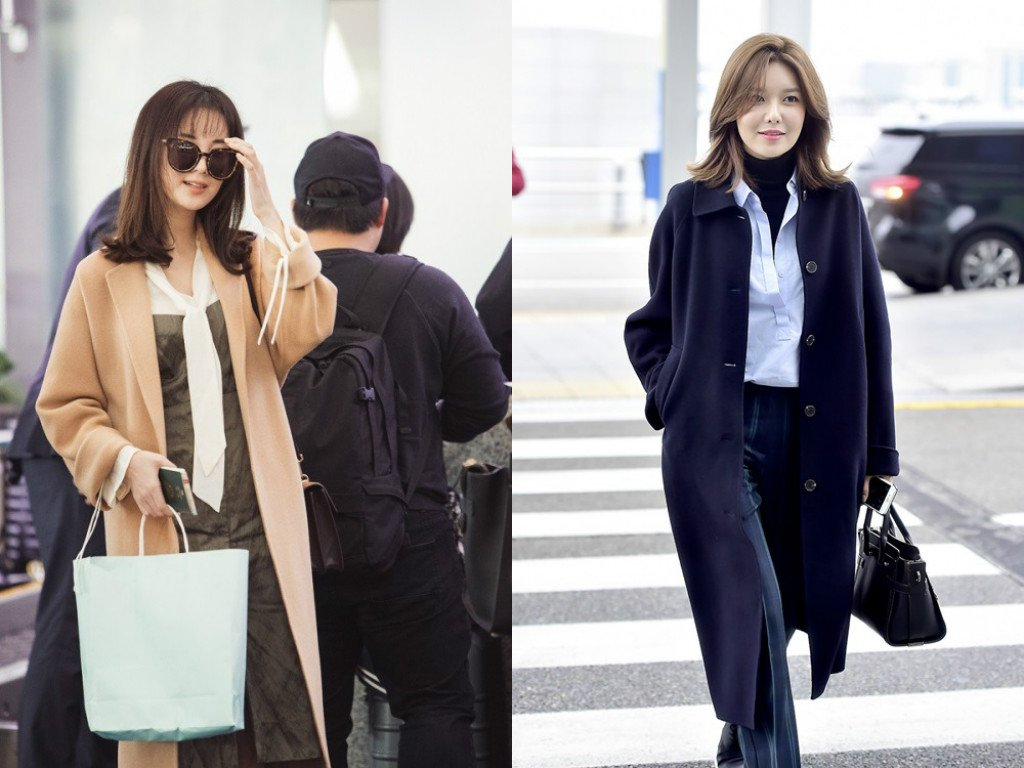 Sooyoung and Seohyun Airport