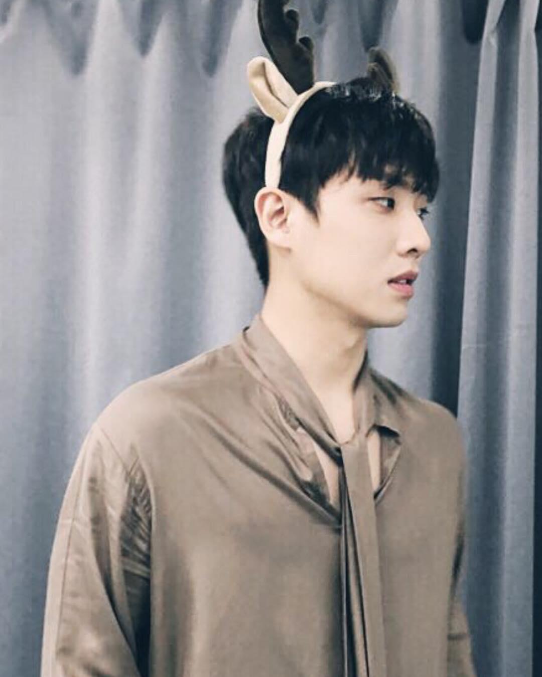 Lee Joon Reindeer Antlers