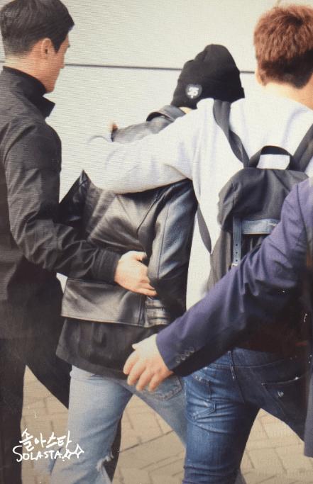 Bts Jungkook Injures Leg After Alleged Flying Stunt Accident