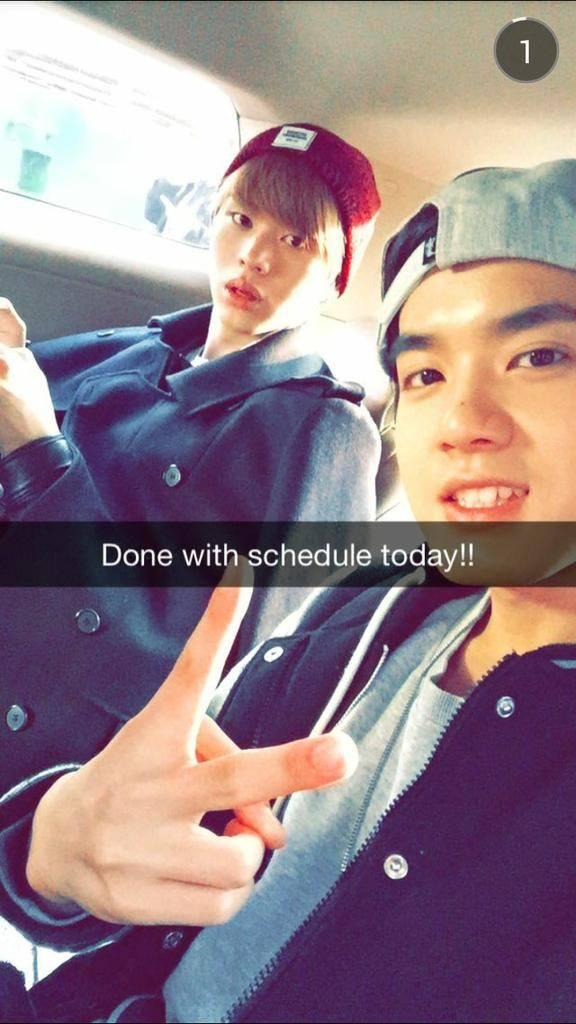 Peniel and Sungjae