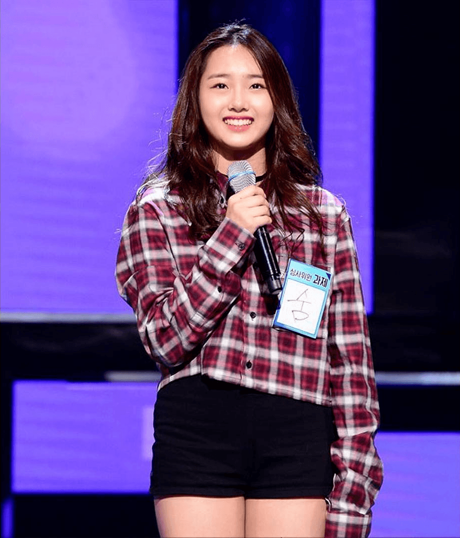 how tall is kriesha choo