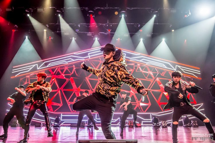 GOT7 gave many fans a night to remember during their first tour