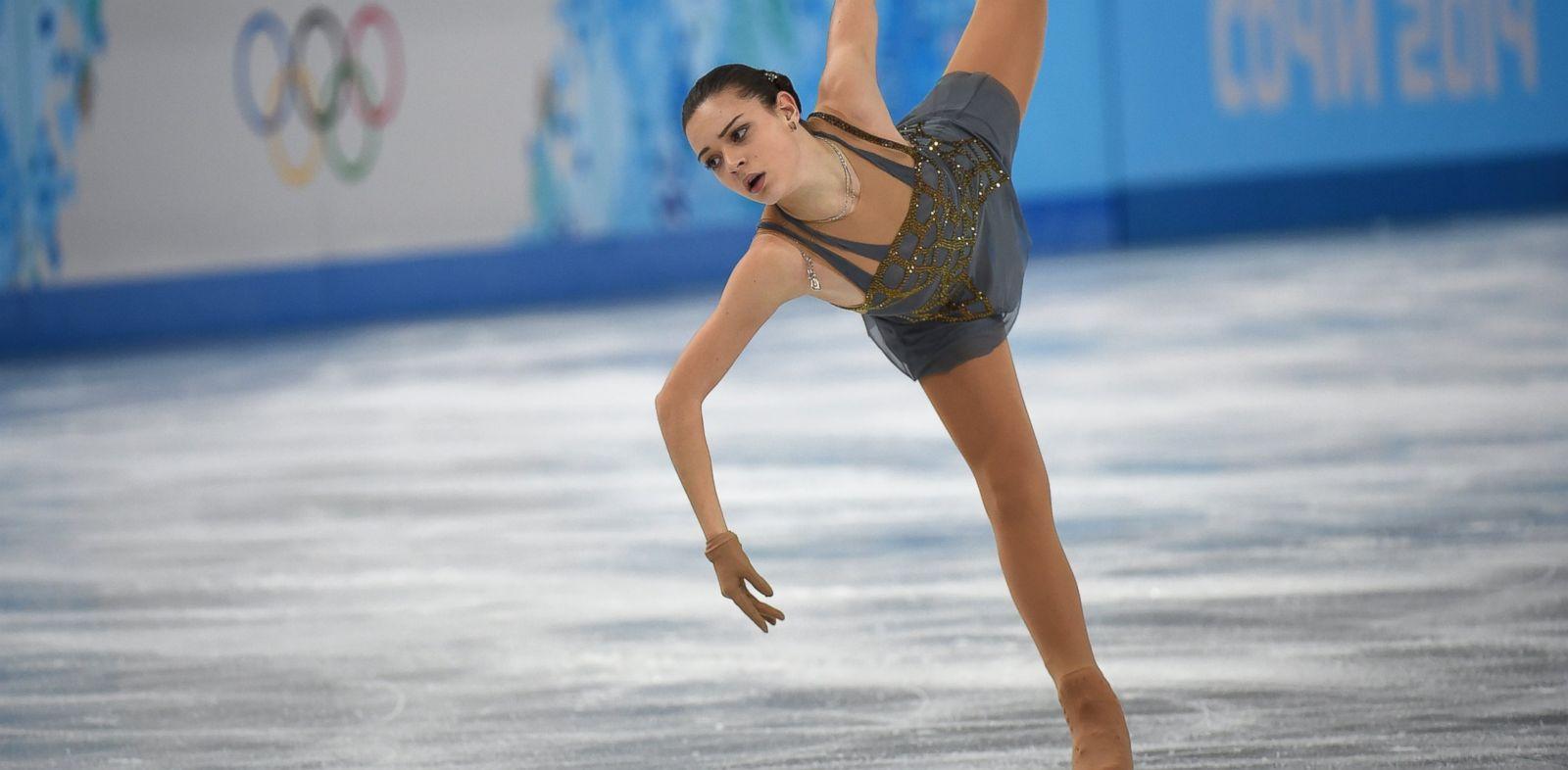 russian sochi skater