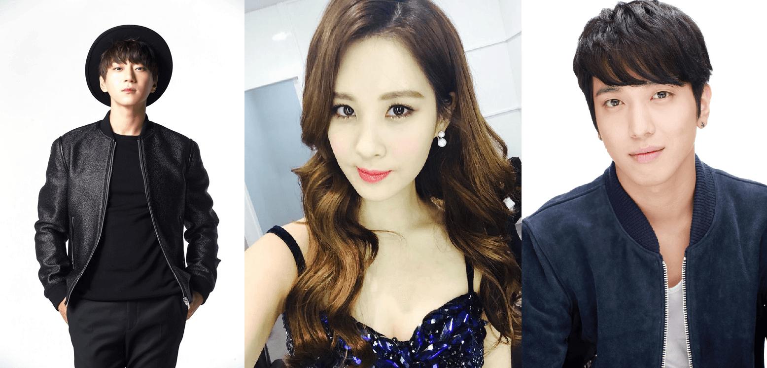 Seohyun Yong Hwa dating