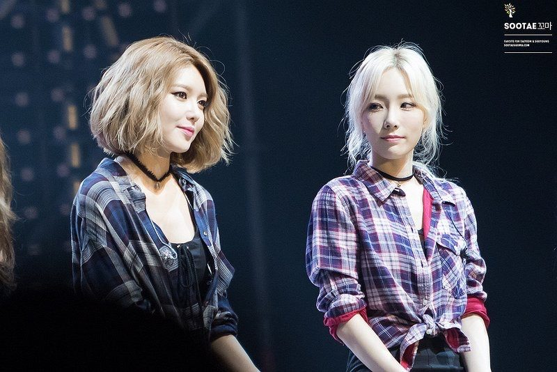 SNSD-sooyoung-Taeyeon
