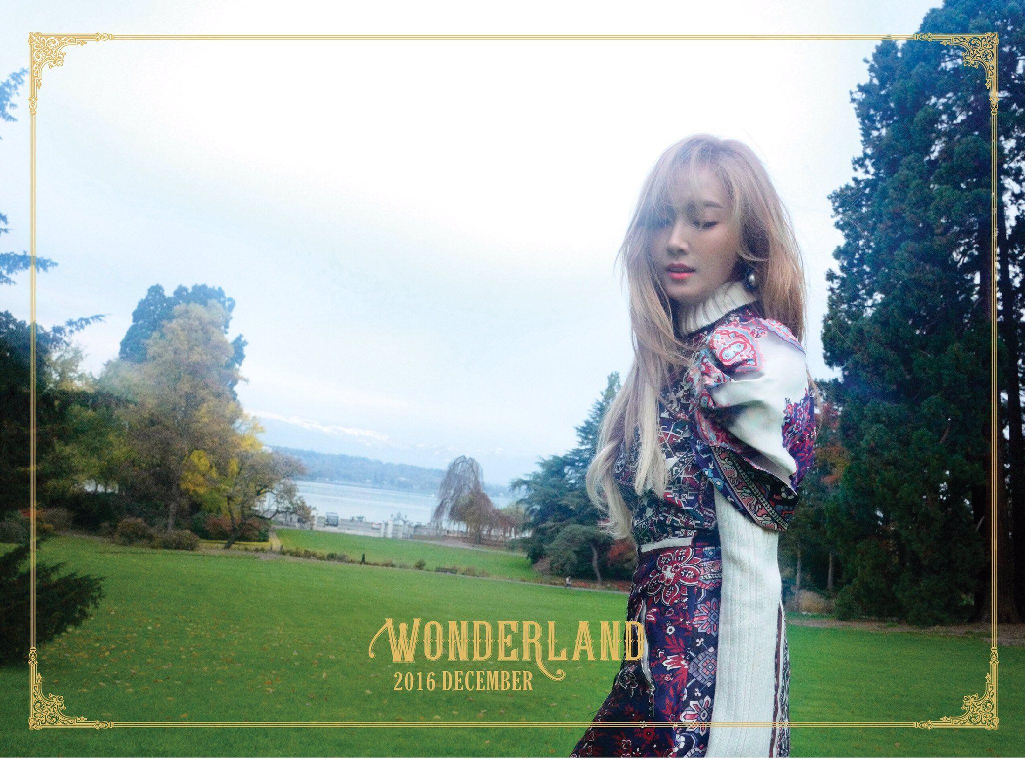Jessica Jung Wonderland.