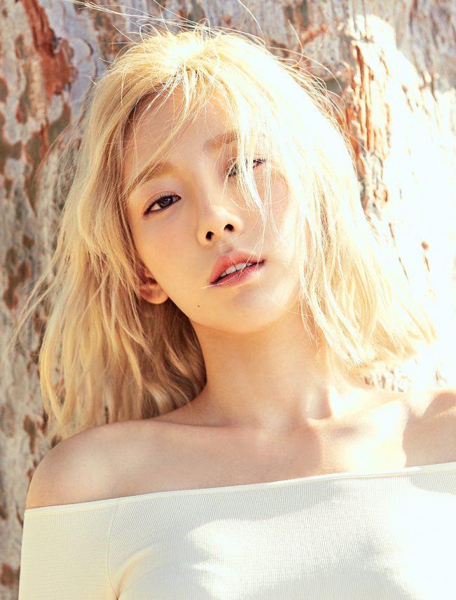 Taeyeon looks amazing!