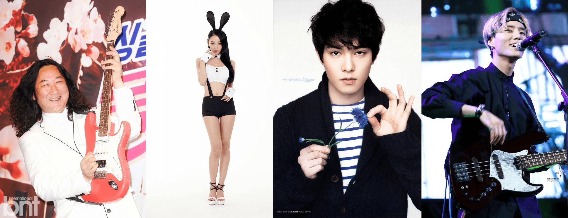 kim-do-kyun-bebop-ahyeon-cnblue-jonghyun-day6-young-k
