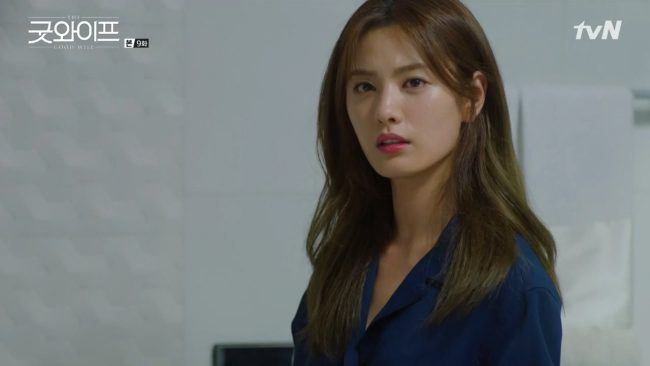 Nana in The Good Wife