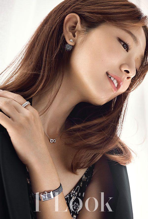 Park Shin Hye and flawless skin